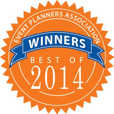 Event Planners Association - Best of 2014 - Elegant Event Planners